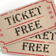 HOW TO GET FREE TICKETS?